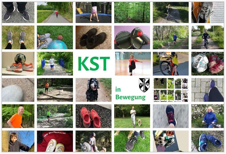 """Heute zeigt sich das """"KST in Bewegung"""""""